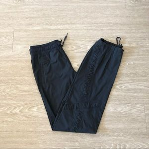 Lululemon Black Jogger Pants